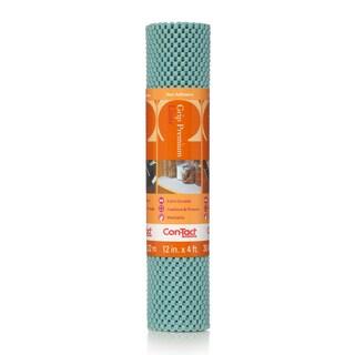 Con-Tact Brand Grip Premium Non-adhesive Shelf Liner, Aquarium 12 x 48-inch (6 Pack)