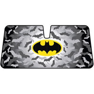 Warner Brothers Batman Sun Shade for Car Universal Fit