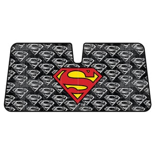 Warner Brothers Superman Sun Shade for Car Universal Fit