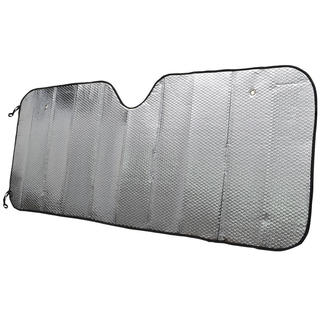 BDK Single Bubble Layer Car Sun Shade Universal Fit (Two Size)
