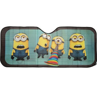 Despicable Me Minions Car Sun Shade Universal Fit