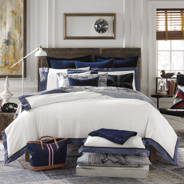 Tommy Hilfiger Windsor Duvet Cover Free Shipping Today