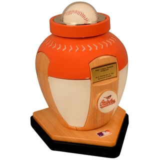 Official Major League American League Teams Baseball Urn