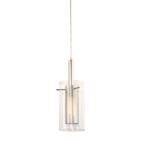 sonneman lighting zylinder 1 light pendant free shipping today