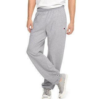 Champion Authentic Men's Closed Bottom Jersey Pants