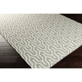 Hand-Woven Jo Reversible Wool Rug (3'6 x 5'6)