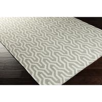 Hand-Woven Jo Reversible Wool Area Rug