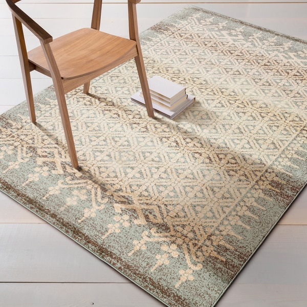"Artfully Crafted Polly Area Rug - 5'2"" x 7'6"""