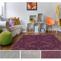 Hand-Loomed Ellen Wool Area Rug - 8' x 11'
