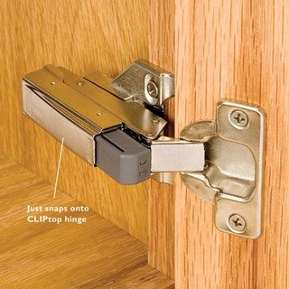 Blum Soft Close BLUMotion Add-on for Clip Top Hinges (Pack of 25)