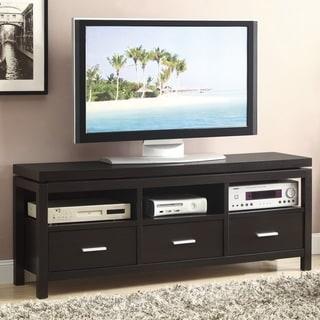 Coaster Company Cappuccino 3-drawer TV Console