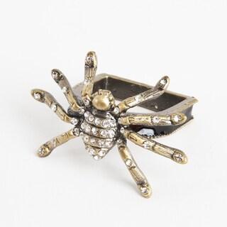 Spider Napkin Ring - (Set of 4)