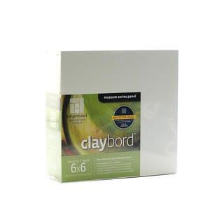 Ampersand Cradled Claybord