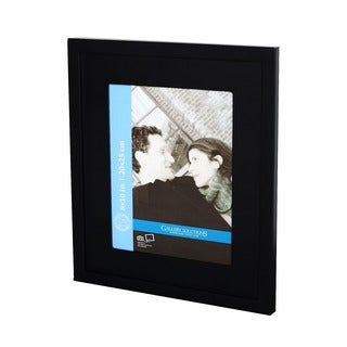 Pinnacle Frames and Accents Gallery Solutions Wooden Matted Frame (5 options available)