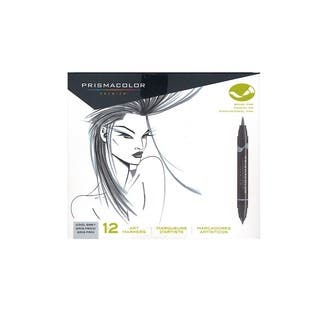 Prismacolor Double-End Brush Plus Fine Art Marker Set 24 Count with Case https://ak1.ostkcdn.com/images/products/9680811/P16859873.jpg?impolicy=medium