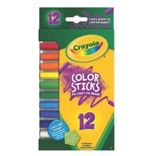 Crayola Colored Pencil Color Sticks
