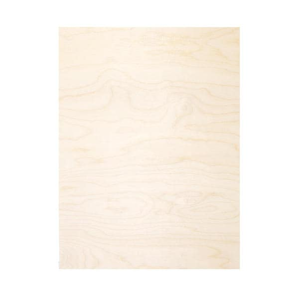 American Easel 12 Inch by 18 Inch by 1 5//8 Inch Deep Cradled Painting Panel