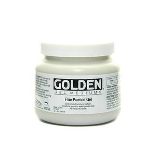 Golden Pumice Gels