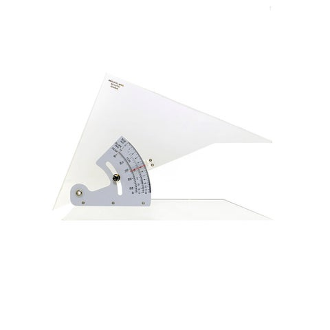 Pacific Arc Adjustable Acrylic Triangle