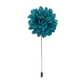 Men's Handmade Formal Lapel Flower Pin