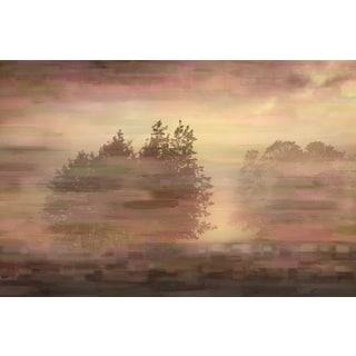 Parvez Taj Abstract Landscape Canvas Print Art