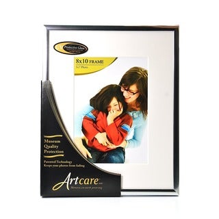 Nielsen Bainbridge Studio Collection Silver Metal Picture Frame