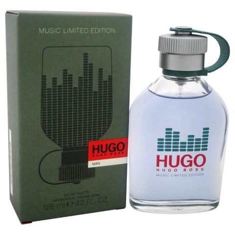 Hugo Boss Hugo Men's 4.2-ounce Eau de Toilette Spray