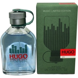 Hugo Boss Hugo Men's 4.2-ounce Eau de Toilette Spray