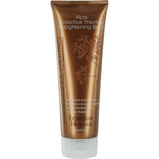 Brazilian Blowout Acai Protective 8-ounce Thermal Straightening Balm