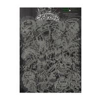 Artool The Return of Skull Master Freehand Airbrush Templates by Craig Fraser