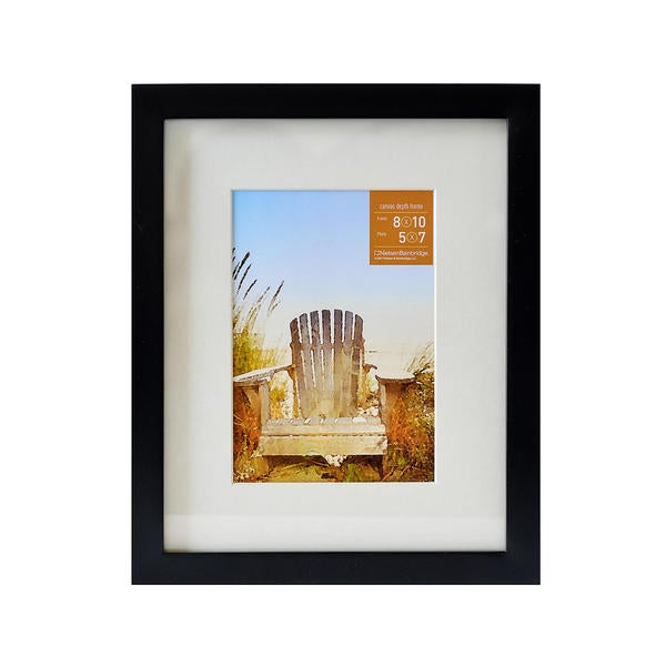 Shop Nielsen Bainbridge Gallery Wood Frames for Canvas - Free ...