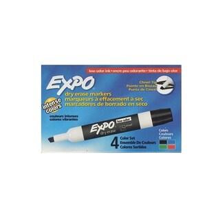 Expo Low-Odor Dry Erase Marker Sets