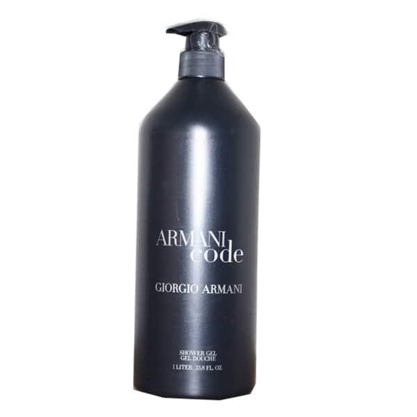 Shop Giorgio Armani Armani Code Men S 33 8 Ounce Shower Gel Overstock 9681266