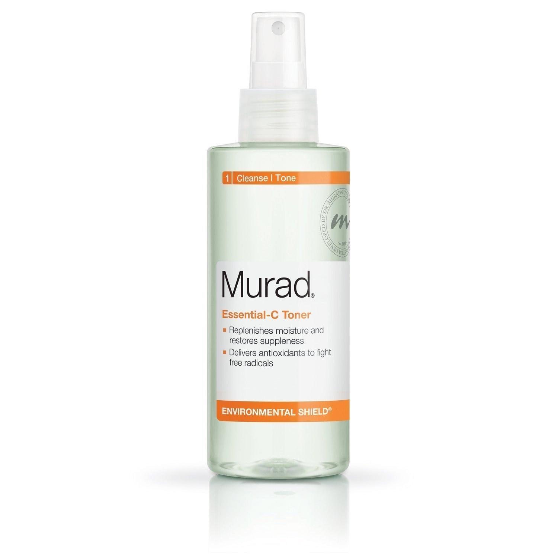 Murad Essential-C 6-ounce Toner, Pink grapefruit, Size 5....
