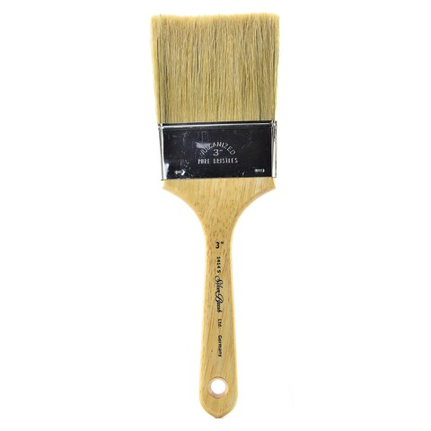 Silver Brush Series 1414S Bulletin Cutter Natural Brush