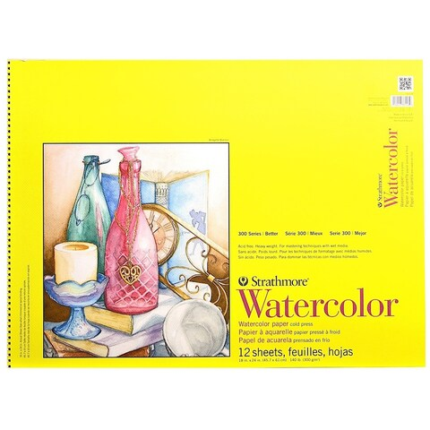 Strathmore 300 Series Watercolor Paper