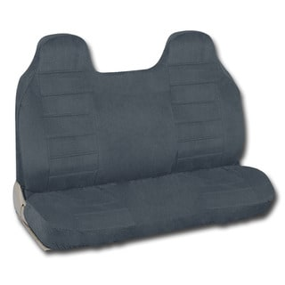 BDK Automatic Gear Pick Up Truck Seat Covers - Charcoal