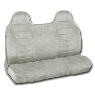 BDK Automatic Gear Pick Up Truck Seat Covers - Grey