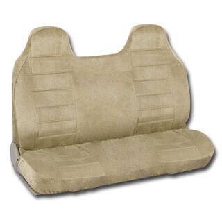 BDK Automatic Gear Pick Up Truck Seat Covers - Beige