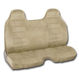 BDK Stick Gear Pick Up Truck Seat Covers - Beige