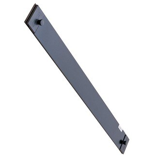 Mayline Mobile Parallel Ruling Straightedge - Black