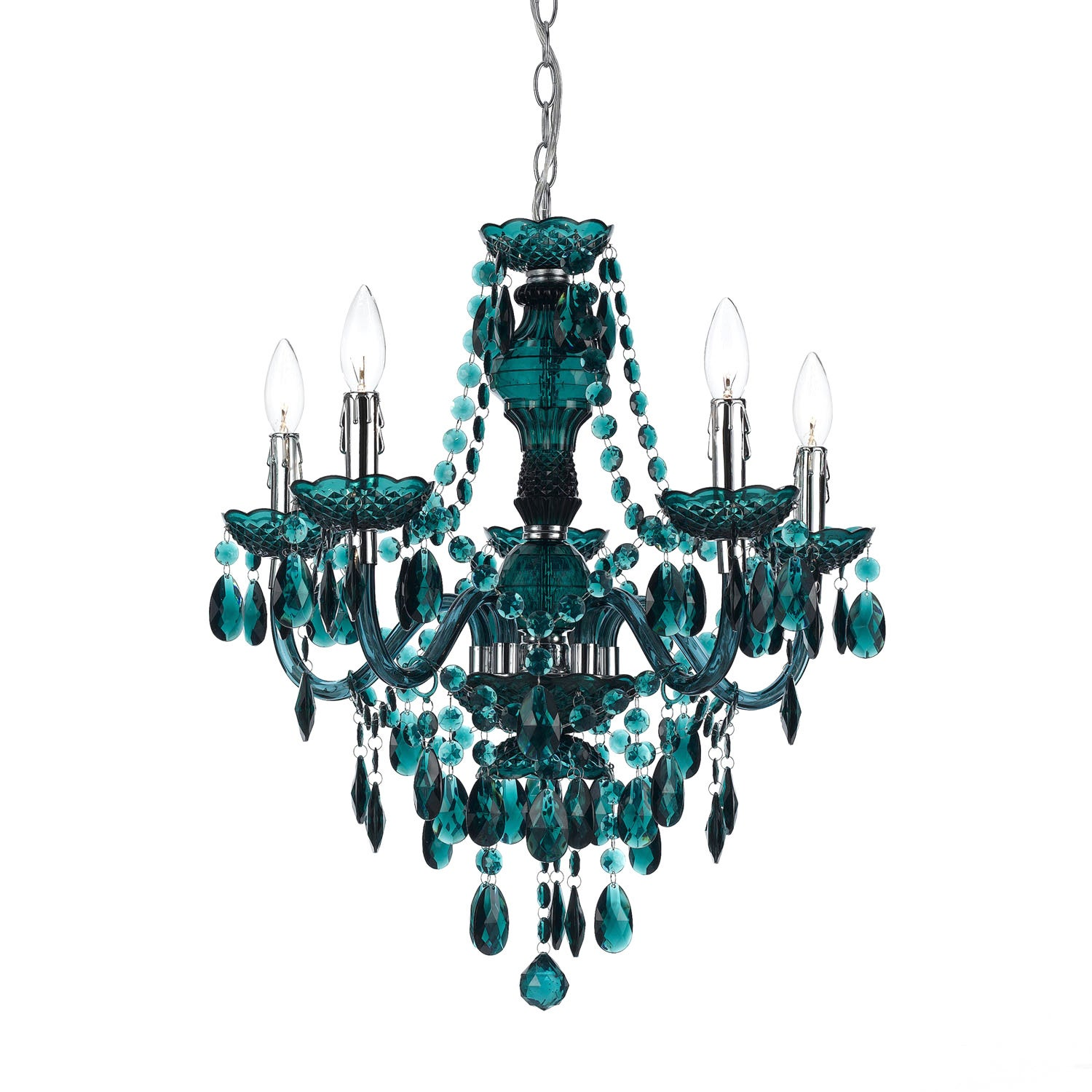 diy green dwell glass bottle happily chandelier