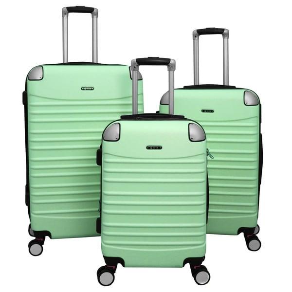 how to set antler luggage lock