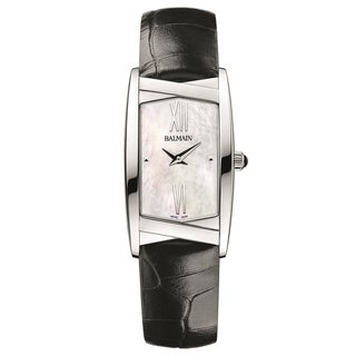 Balmain Women's B14913282 'Velvet' Stainless Steel Swiss Quartz Watch