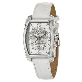Balmain Women's B52112214 'Arcade' Stainless Steel Swiss Quartz Watch