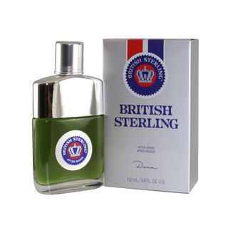 Dana British Sterling Men's 3.8-ounce Aftershave