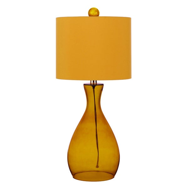 Angelo Home Yellow Mercer Table Lamp
