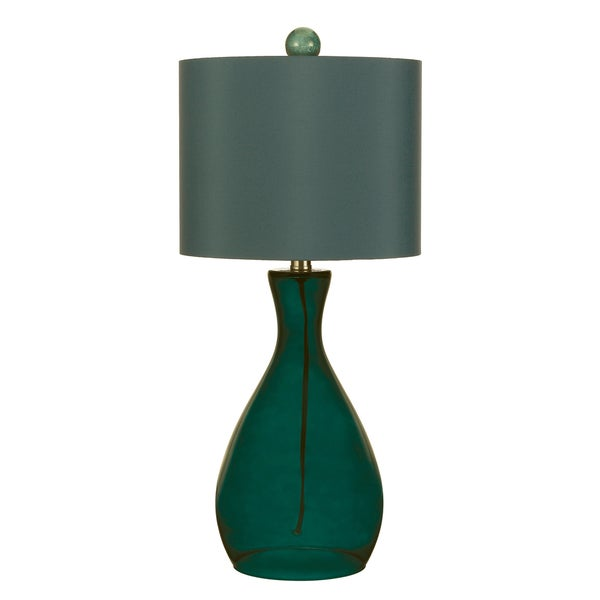 Angelo Home Sea Blue Mercer Table Lamp. Opens flyout.