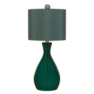 Angelo Home Sea Blue Mercer Table Lamp