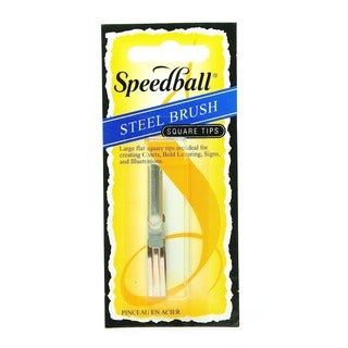 Speedball Steel Brushes